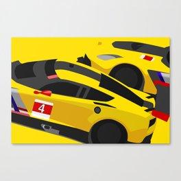 00.034 Seconds Canvas Print