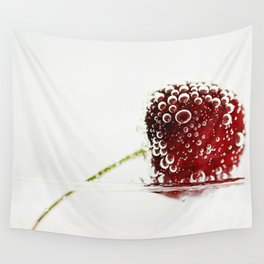 Cheery Cherry Wall Tapestry