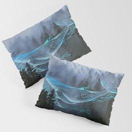 Whale Music Pillow Sham