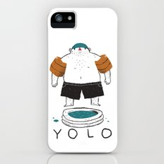 yolo iPhone (5, 5s) Slim Case