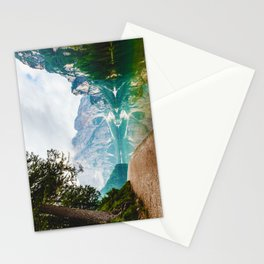 The Place To Be II Stationery Cards