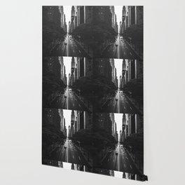 New York City (Black and White) Wallpaper