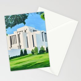 Cardston, Alberta Temple Stationery Cards