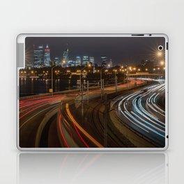 Into The City Laptop & iPad Skin