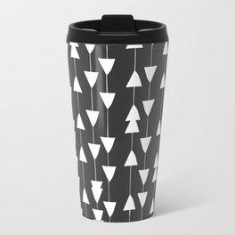 Arrowhead - Black Travel Mug