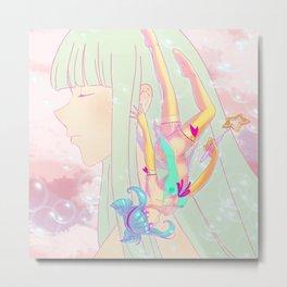 Daoko Girl Metal Print