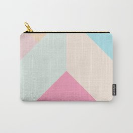 Ultra Geometric V Carry-All Pouch