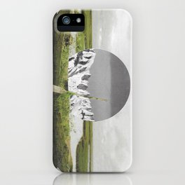 130/365 Ten Minute Collage iPhone Case