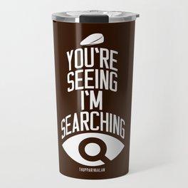The Detective Travel Mug