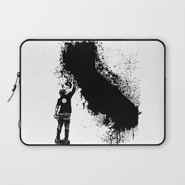 California Tagger Black Laptop Sleeve