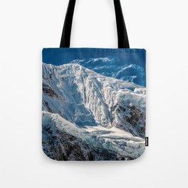 Mountain Between Us Tote Bag