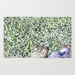 Art Beneath Our Feet Project - Waiheke Island Rug