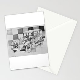 Packard Stationery Cards