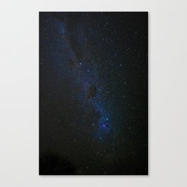 Night Sky (Color) Canvas Print