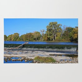 Providence Dam I Rug