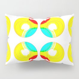 Circling on by.. Pillow Sham