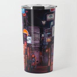 Golden Gai Tokyo Bar Crawl Travel Mug