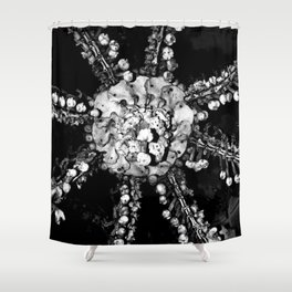 Sedlec VI Shower Curtain