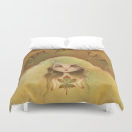 """Great-Rooted Blossomer"" Duvet Cover"