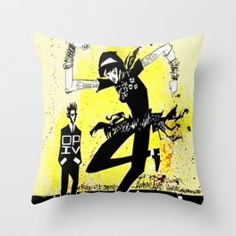 OPERATION IVY Throw Pillow