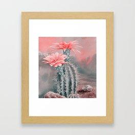 CACTUS2 Framed Art Print