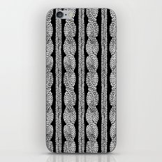 Cable Row B iPhone & iPod Skin