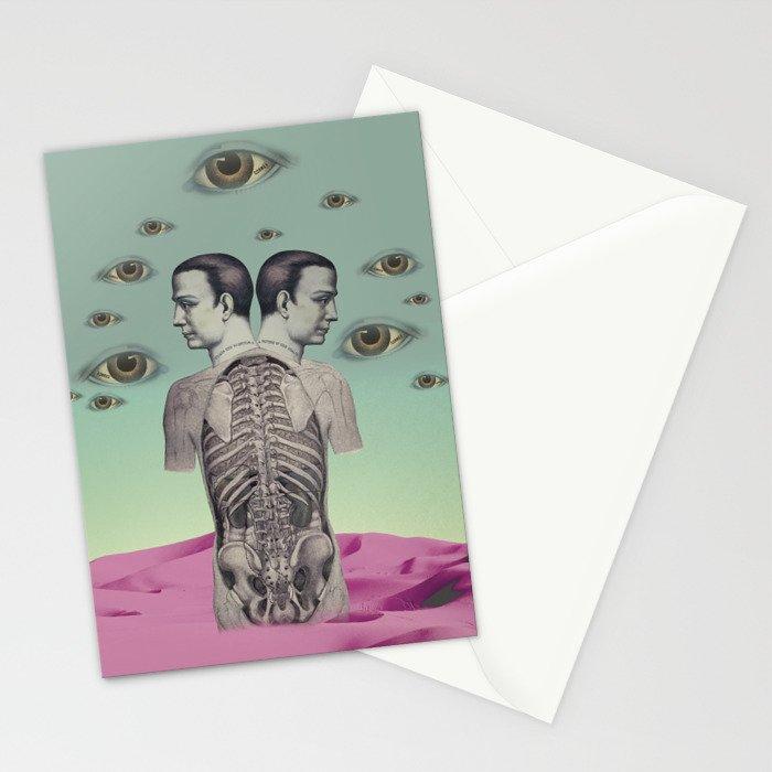 new anatomy 01 -  Stationery Cards