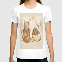 Two for Tea T-shirt