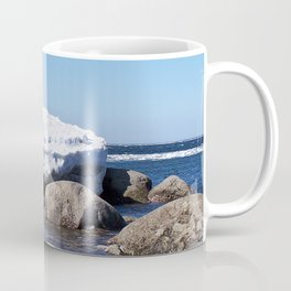 Perched on the Boulders Coffee Mug