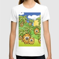 lions T-shirts featuring Little Lions. by Digi Treats 2