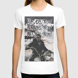 REVOLUTION! REVOLUTION! REVOLUTION! T-shirt