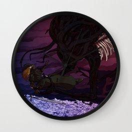 Bloodborne Child of the Moon Presence Wall Clock