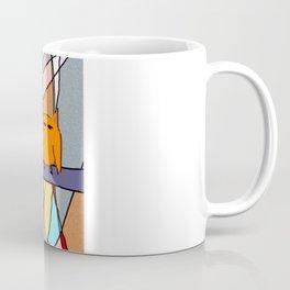 meditation animal Coffee Mug
