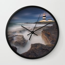The Long-Awaited Touch Wall Clock