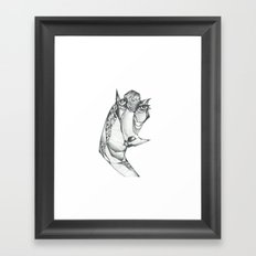 A Horse is a Horse of Sorts of Sorts Framed Art Print