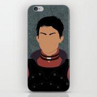 cassandra jean iPhone & iPod Skins featuring Cassandra Pentaghast  by vcook10