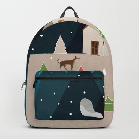 Winterworm Backpack