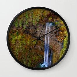 Devil's Hole Wall Clock
