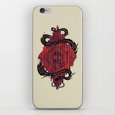Death Crystal iPhone & iPod Skin
