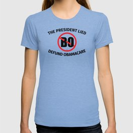 The President Lied T-shirt