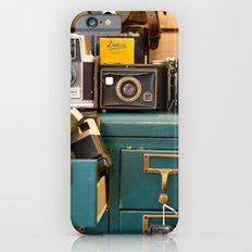 Retro Cameras iPhone 6s Slim Case