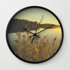 Daybreak Wall Clock