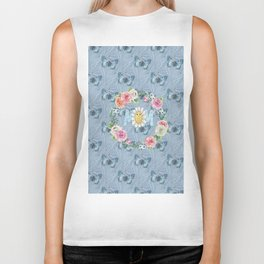 Dreamy Butterflies and Mom Biker Tank