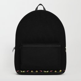 Holiday Fruit Photographic Pattern #1 Backpack