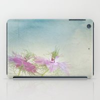 twins iPad Cases featuring Twins by aRTsKRATCHES