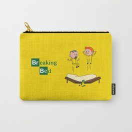 Breaking Bad (Breaking Bad Parody) Carry-All Pouch