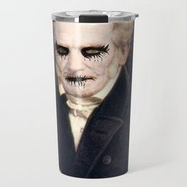 Black Metal Schopenhauer Travel Mug