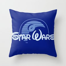 Disney Wars Throw Pillow