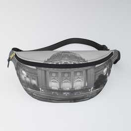 San Francisco City Hall BW Fanny Pack