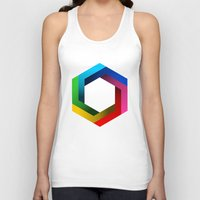 psychology Tank Tops featuring Bequiz by Bequiz